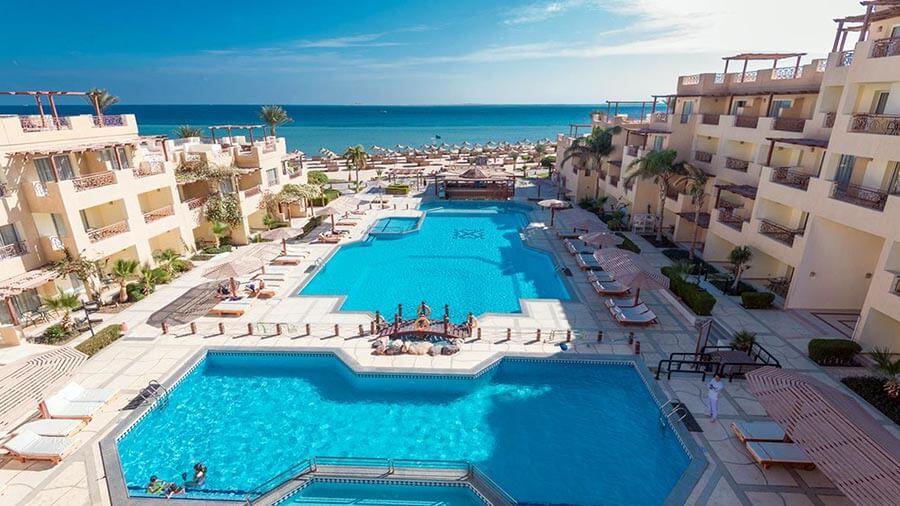 Hotely dovolená Egypt