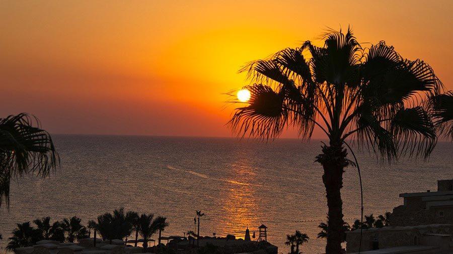 Počasí v Egyptě