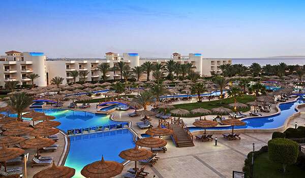Hotel Long Beach resort, Hurghada
