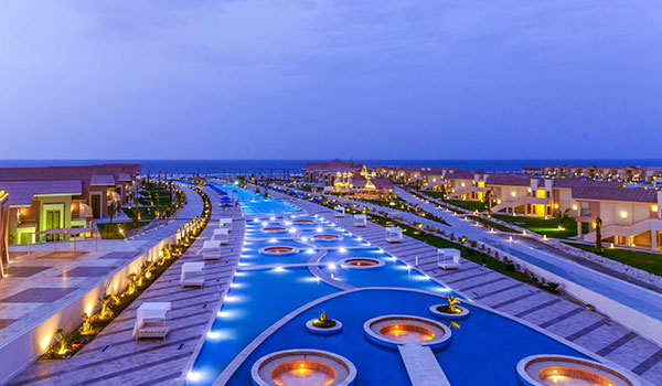Hotel Pickalbatros Sea World, Marsa Alam