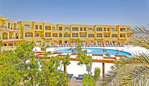 Hotel Three Corners Fayrouz Plaza Beach Resort, Marsa Alam